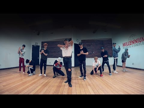 NCT 127 엔시티 127 \'Regular (English Ver.)\' Dance Practice