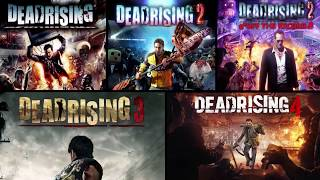 My Opinions On All Dead Rising Games / Worst To Best Dead Rising Games