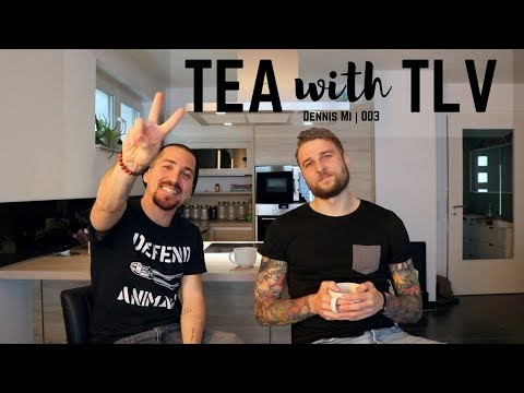 Hope For A Vegan World w/ Dennis Mi | TEA with TLV 003