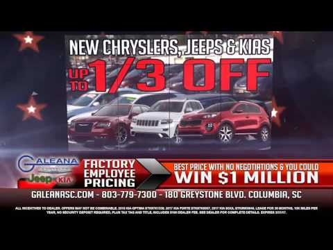 Marvelous Spring Clearance At Galeana Chrysler Jeep Kia