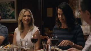 Playing With Fire: 9x1 Reagan Family Dinner Scene