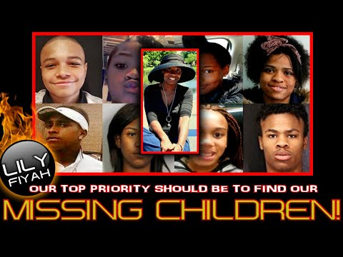 "LILYFIYAH: ""OUR TOP PRIORITY SHOULD BE TO FIND OUR MISSING CHILDREN!"" - THE LANCESCURV SHO"