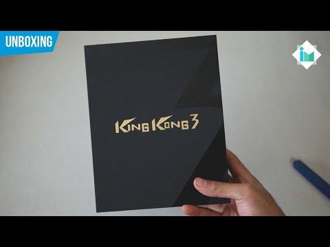Cubot King Kong | Unboxing en español