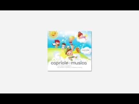 Realizzazione CD Audio Capriole e Musica - MamiePapi