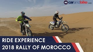 Sherco-TVS Rally Ride Experience | NDTV carandbike