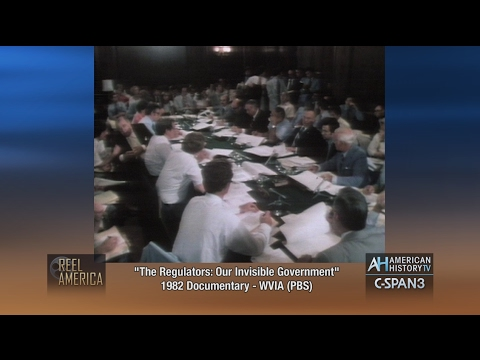 """The Regulators: Our Invisible Government"" - 1982 Preview"