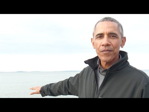 President Obama in the Arctic: Ground Zero of Climate Change