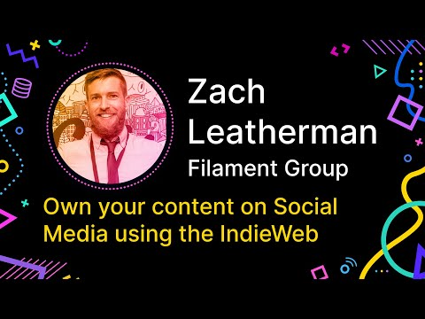 Own Your Content On Social Media Using The IndieWeb