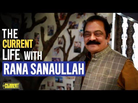 The Current Life with Rana Sanaullah