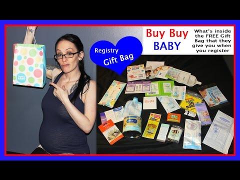 Buy Buy Baby Registry Gift Bag- What\u0027s Inside the FREE Gift Bag That