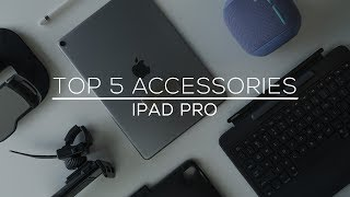 5 Amazing Ipad Pro Accessories You'll Love!