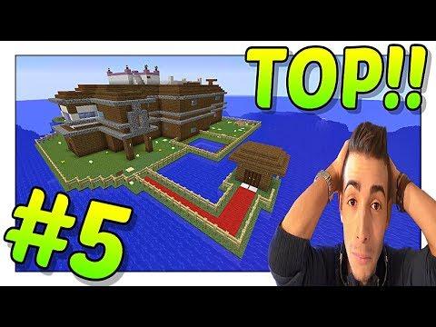 Minecraft ITA - LA CASA PIÙ BELLA DEL MONDO!! - [#5]