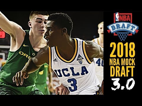 2018 NBA Mock Draft 3.0: Aaron Holiday [21-25]