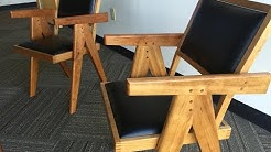 Old Logs to Office Chairs