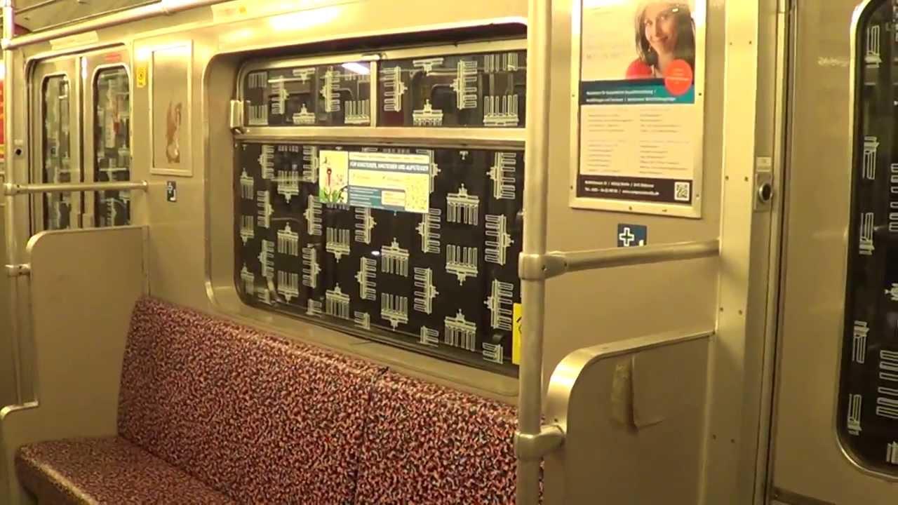 u bahn berlin u1 mitfahrt a3l82 kottbusser tor warschauer str kottbusser tor hd 1080p. Black Bedroom Furniture Sets. Home Design Ideas
