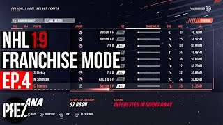 NHL 19 Franchise Mode - IT