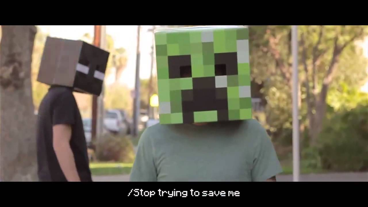 Friends With A Creeper Minecraft Parody 1 Hour Loop