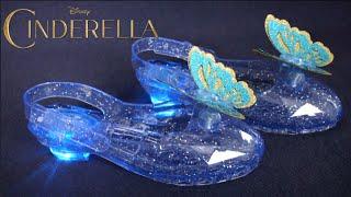 Cinderella Light Up Slippers from Jakks