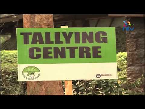 IEBC simulation of the results transmission system postponed