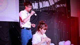 Làm Dấu - Quang Trường - Tiếng Hát Thánh Ca Têrêsa 2014 SVCG Bắc Ninh tại Hà Nội