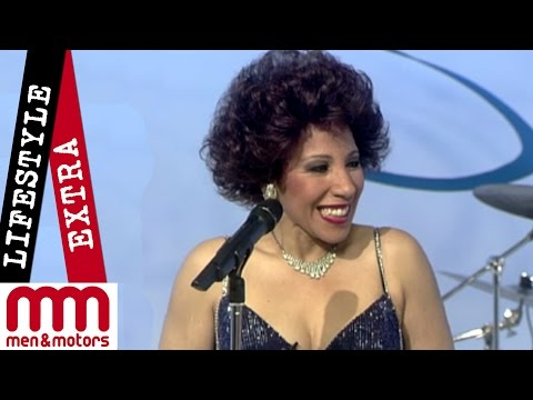 Shirley Bassey Impersonator Interview