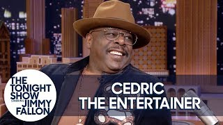 Cedric the Entertainer Worked as an Undercover Sears Security Guard