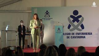 Colegio de Enfermería de Cantabria. Día Internacional de Enfermería.