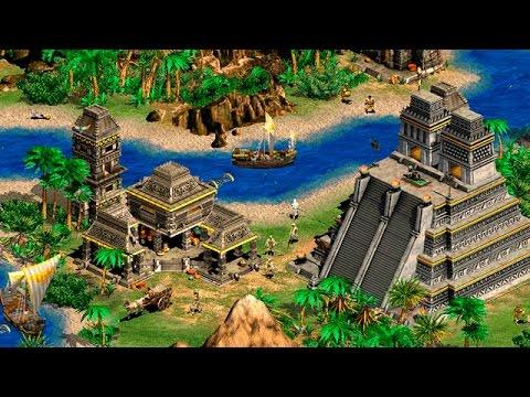 Вадим учит играть в Age Of Empires 2 с нуля