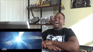 Honest Trailers | Captain Marvel - REACTION!!!