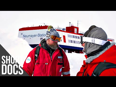 Antarctic Research Station: Living & Working at the Bottom of the World | Doc Bites