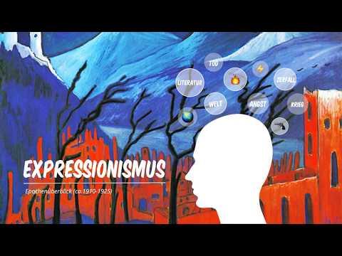 ◆Expressionismus◆ [Epochenüberblick/Analysehilfe]
