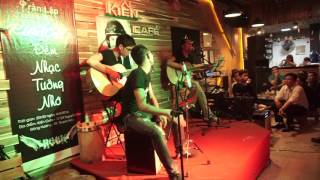 Khám Phá - The Wall _ Kiến Cafe