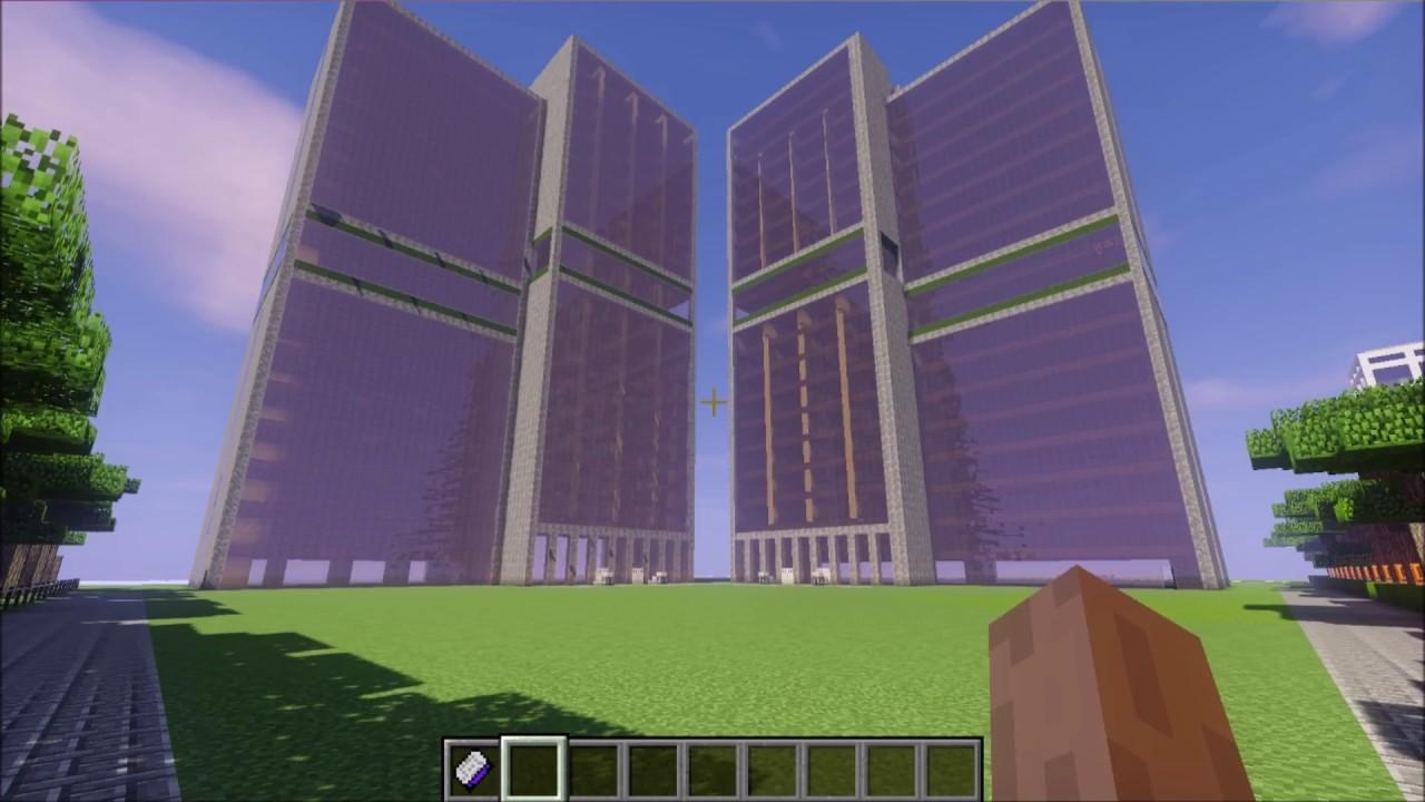 Die ÖkoHochhäuser Lets Design Minecraft SE Dyadyalex - Minecraft hochhauser