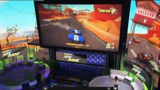 Xbox 360 Kinect - Joy Ride