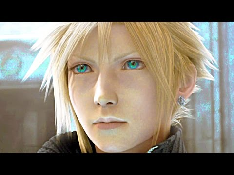 Final Fantasy 7 Remake Gameplay Trailer PS4 Final Fantasy VII
