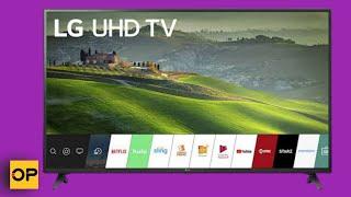 تلفزيون lg سمارت بلوتوث 55 بوصة 4k - شاشة تعمل بالأوامر الصوتية