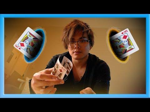 Card PORTAL Pop Out TUTORIAL! Ft. SHIN LIM thumbnail