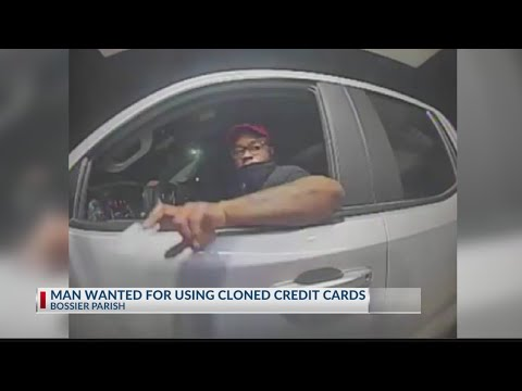 BPSO Seeks Man Caught On Camera Withdrawing Cash From ATM Using Cloned Credit Cards