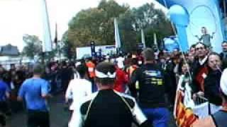 2. Lucerne Marathon 2008 - Helmkamera