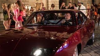 Fast & Furious 6 - Trailer 1 (2013) - Dodge Challenger Anvil Mustang Jenson Inceptor Dodge Daytona