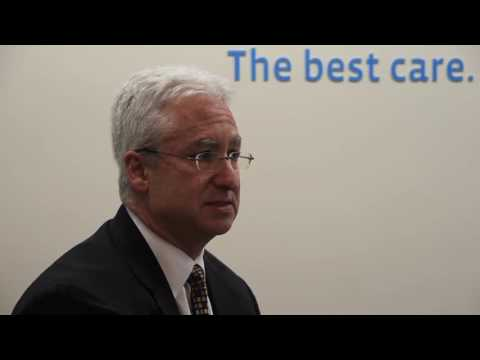 Interview with Kenneth D.Gibbs CEO of Maimonides Medical Center