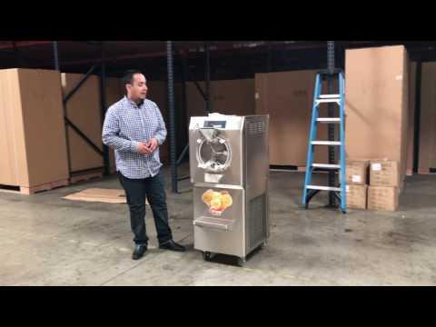 Gelato Machine Frozen Yogurt Maker Ice Cream Machine