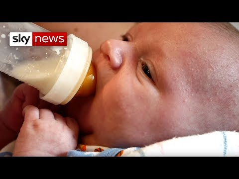 Addicted At Birth: The Babies Hooked On Heroin