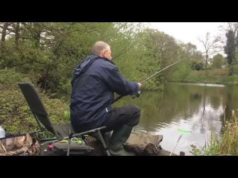 Waggler fishing Statham