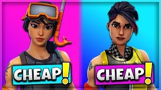 10 CHEAP SKINS YOU NEED TO BUY IN FORTNITE! (Fortnite Battle Royale)