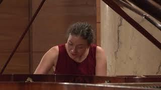 Agnieszka Porzuczek – F. Chopin, Ballade in F minor, Op. 52 (First stage)