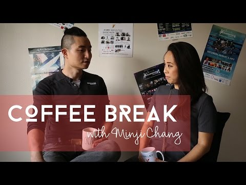 Why Jae Jin Chooses the Creative Life - Coffee Break with Minji Chang