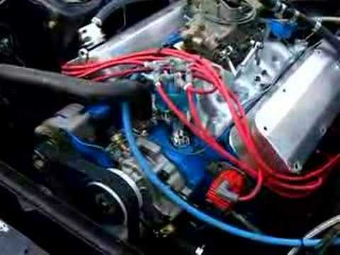 Uk 351c Cleveland In 71 Mustang This Engine Went Youtube
