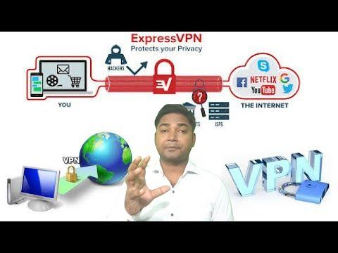 What is VPN? How to use VPN? Benefits of VPN? How to work VPN..?