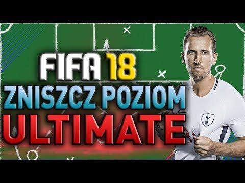 FIFA 18 - Jak wygrywać na poziomie ultimate? - Nauka gry #2